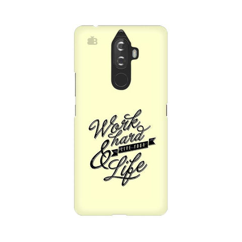 Work Hard Lenovo K8 Note Phone Cover