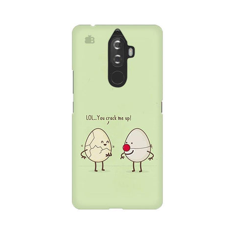 You Crack me up Lenovo K8 Note Phone Cover