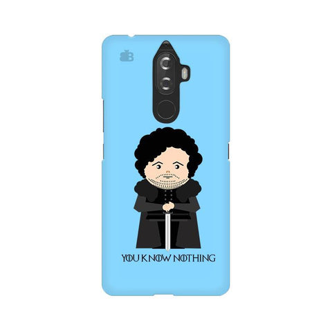 You Know Nothing Lenovo K8 Note Phone Cover