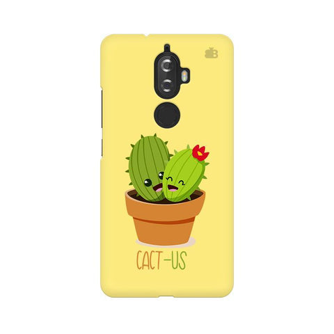 Cact-Us Lenovo K8 Plus Phone Cover