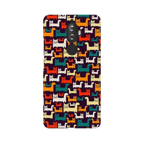Chill Cats Lenovo K8 Plus Phone Cover