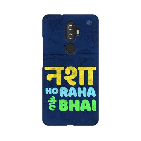 Nasha Bhai Lenovo K8 Plus Cover