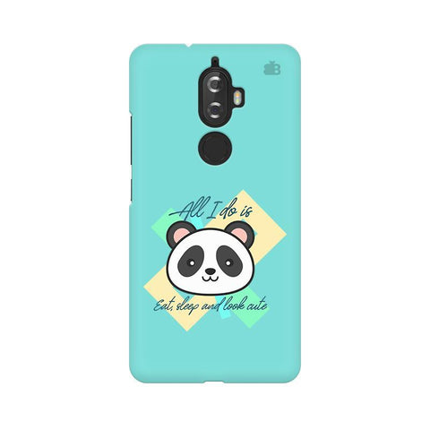 Panda Life Lenovo K8 Plus Phone Cover