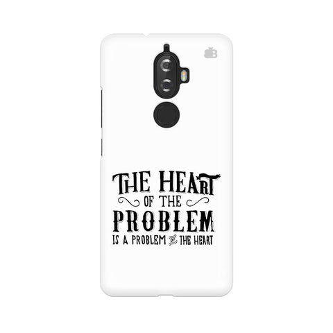 Problem of the Heart Lenovo K8 Plus Phone Cover
