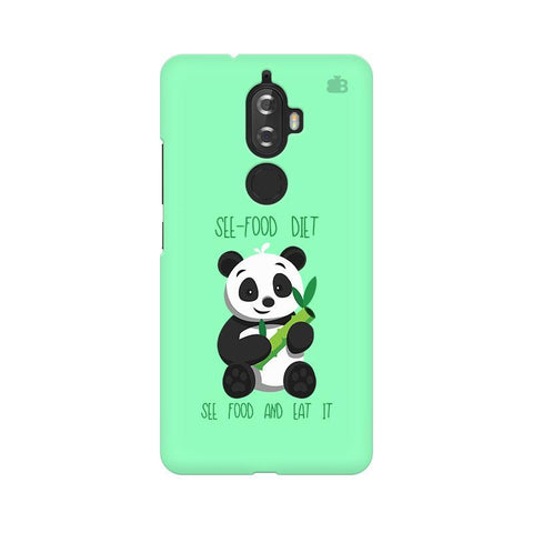 See-Food Diet Lenovo K8 Plus Phone Cover