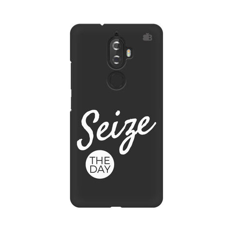 Seize The Day Lenovo K8 Plus Phone Cover