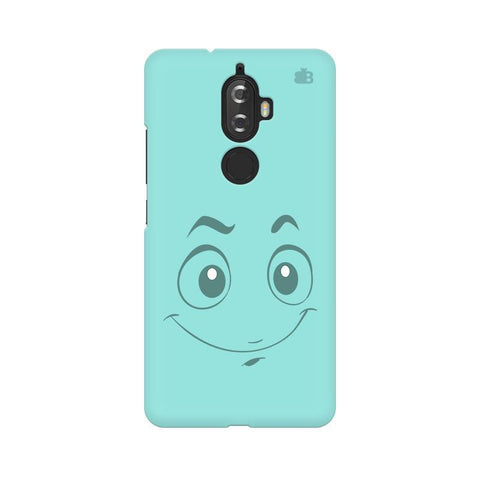 Smiley! Lenovo K8 Plus Phone Cover