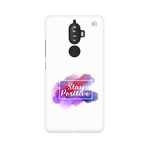 Stay Positive Lenovo K8 Plus Phone Cover
