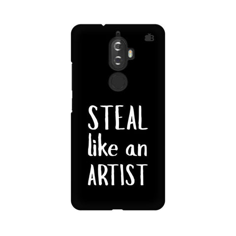 Steal like an Artist Lenovo K8 Plus Phone Cover