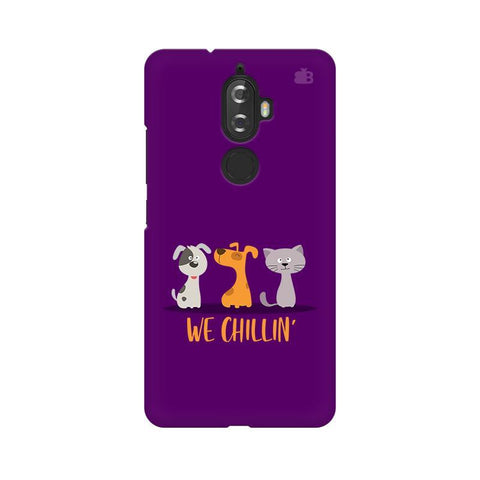 We Chillin Lenovo K8 Plus Phone Cover