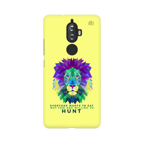 Willing to Hunt Lenovo K8 Plus Phone Cover
