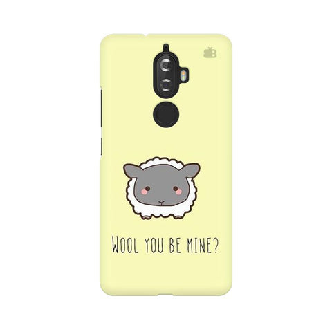 Wool Lenovo K8 Plus Phone Cover