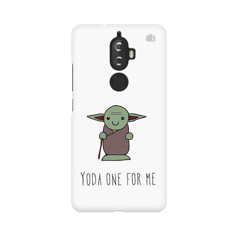 Yoda One Lenovo K8 Plus Phone Cover