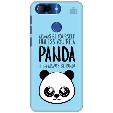 Always be panda Lenovo K9 Cover