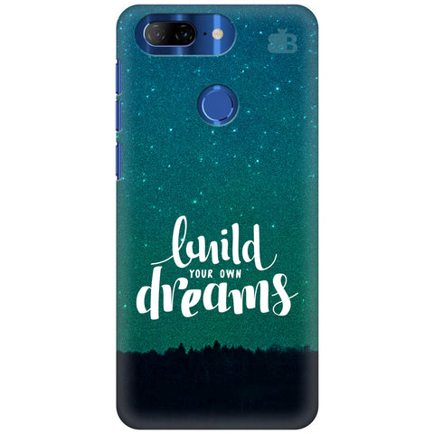 Build your own Dreams Lenovo K9 Cover