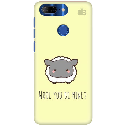 Wool Lenovo K9 Cover
