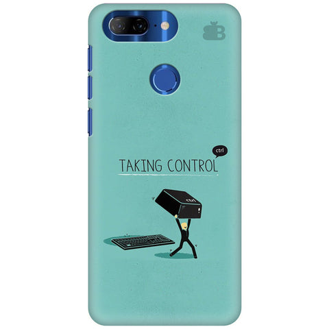 Taking Control Lenovo K9 Note Cover