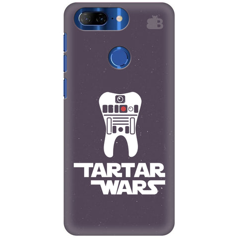 Tartar Wars Lenovo K9 Note Cover