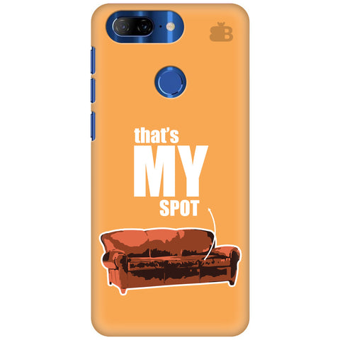 That s My Spot Lenovo K9 Note Cover
