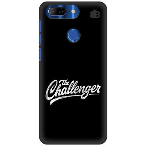 The Challenger Lenovo K9 Note Cover