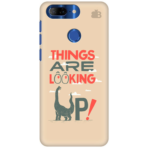 Things are looking Up Lenovo K9 Note Cover