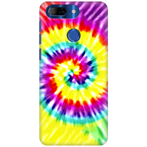 Tie   Die Art Lenovo K9 Note Cover