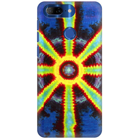 Tie   Die Pattern Lenovo K9 Note Cover
