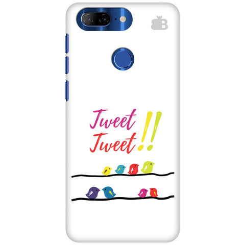 Tweet Tweet Lenovo K9 Note Cover