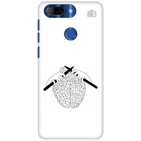 Weaving Brain Lenovo K9 Note Cover