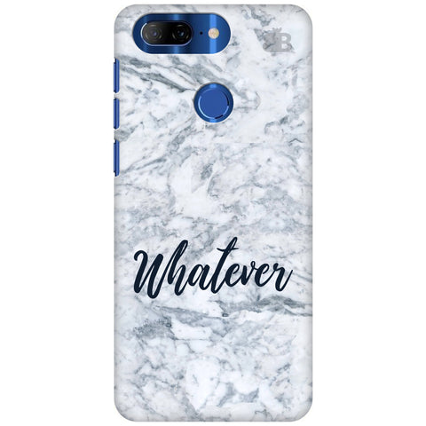 Whatever Lenovo K9 Note Cover