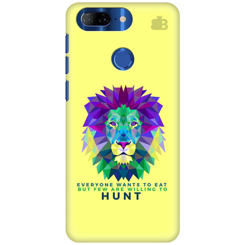 Willing to Hunt Lenovo K9 Note Cover
