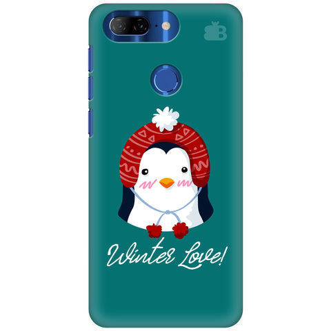 Winter Love Lenovo K9 Note Cover