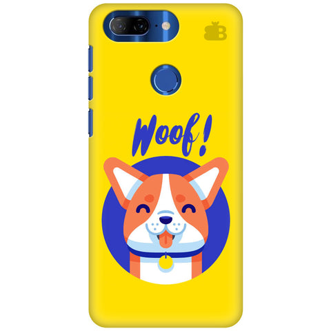 Woof Lenovo K9 Note Cover