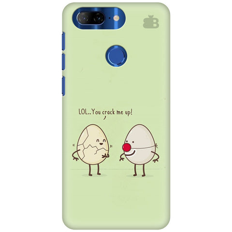 You Crack me up Lenovo K9 Note Cover