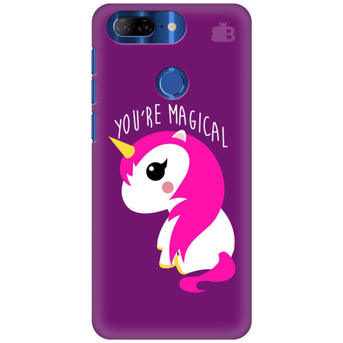 You re Magical Lenovo K9 Note Cover
