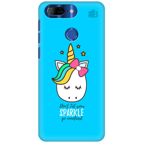 Your Sparkle Lenovo K9 Note Cover
