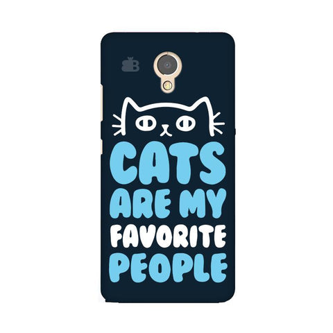 Cats favorite People Lenovo P2 Phone Cover