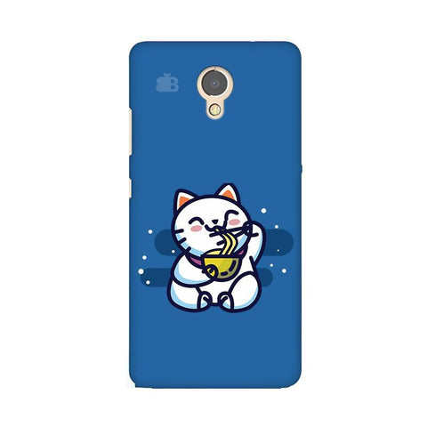 KItty eating Noodles Lenovo P2 Phone Cover