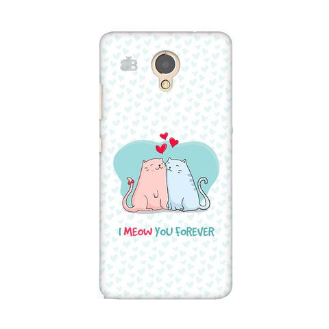 Meow You Forever Lenovo P2 Phone Cover