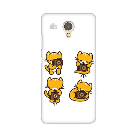 Photographer Kitty Lenovo P2 Phone Cover