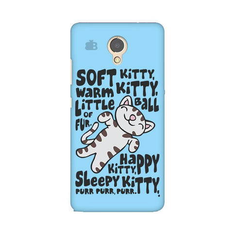 Soft Kitty Lenovo P2 Phone Cover