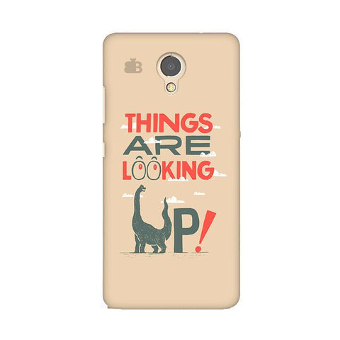 Things are looking Up Lenovo P2 Phone Cover