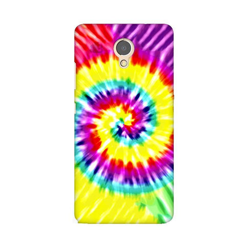 Tie & Die Art Lenovo P2 Phone Cover
