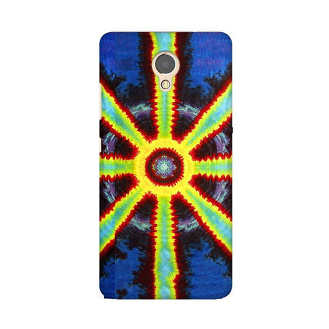 Tie & Die Pattern Lenovo P2 Phone Cover