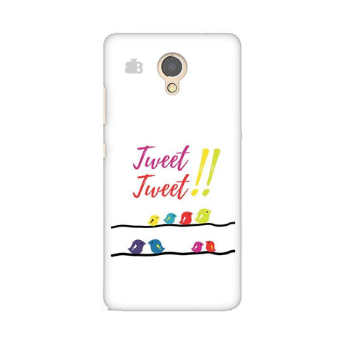 Tweet Tweet Lenovo P2 Phone Cover