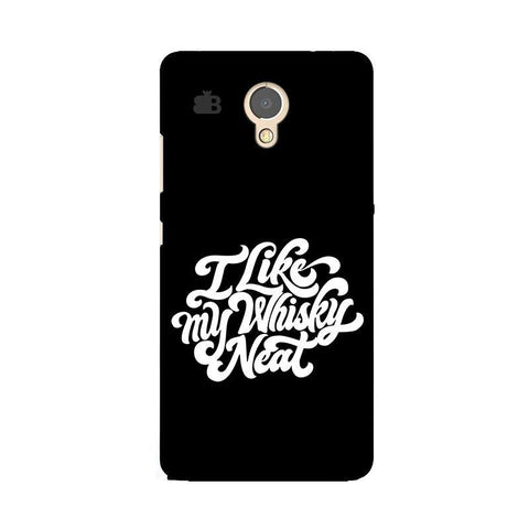 Whiskey Neat Lenovo P2 Phone Cover