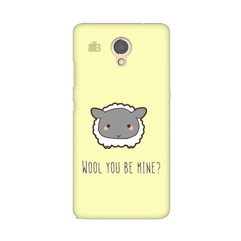 Wool Lenovo P2 Phone Cover