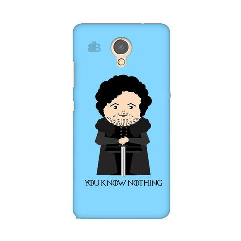 You Know Nothing Lenovo P2 Phone Cover