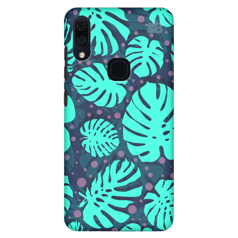 Tropical Leaves Pattern Lenovo S5 Pro Cover
