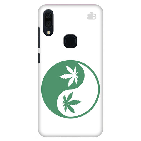 Weed Yin Yang Lenovo S5 Pro Cover